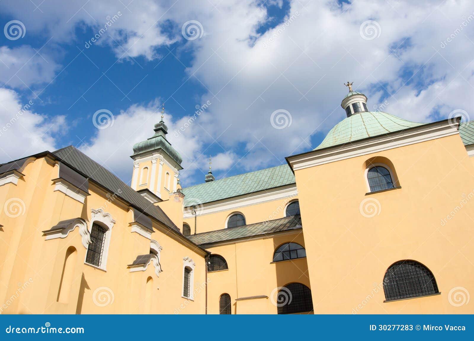 方济会教会在波兹南