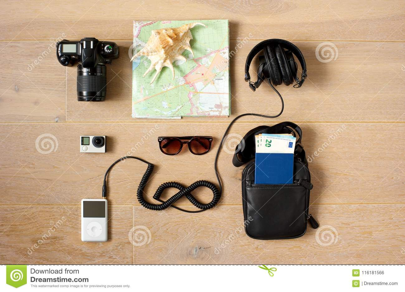 旅客` s成套工具