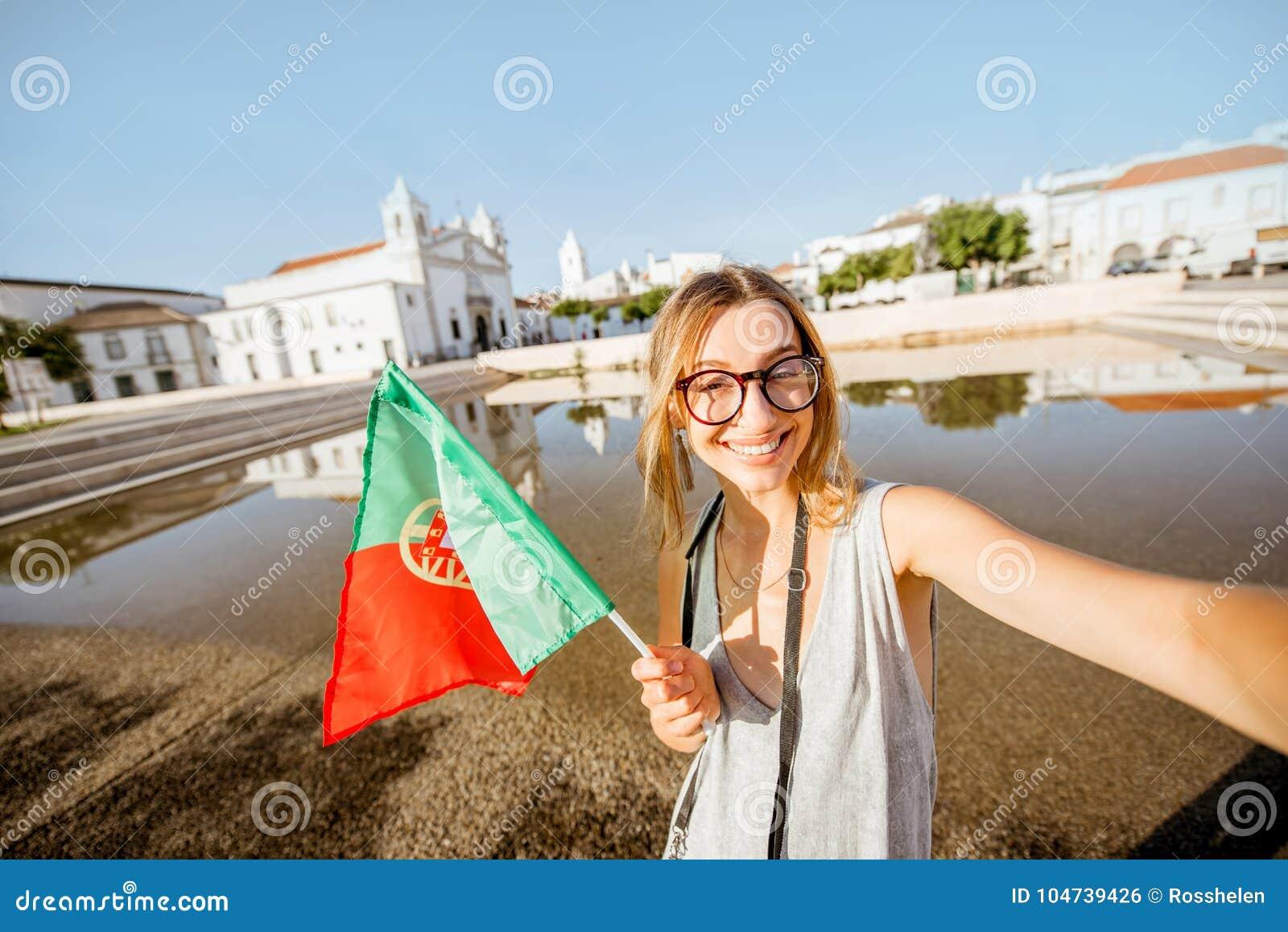 旅行在拉各斯,葡萄牙的妇女