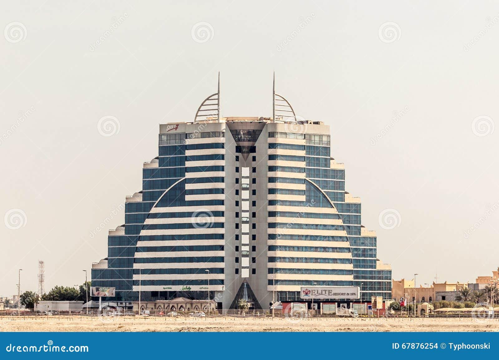 旅馆大厦在麦纳麦,巴林