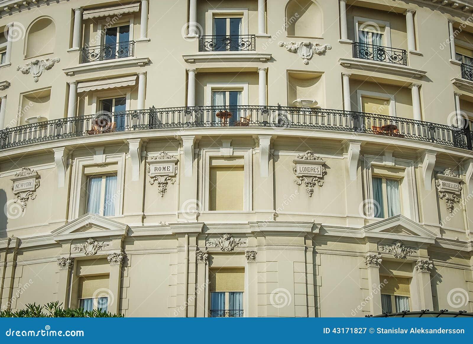 旅馆de巴黎