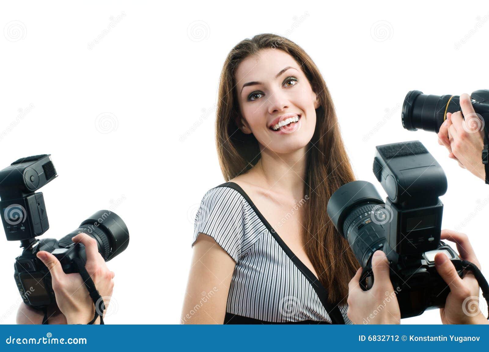 无固定职业的摄影师