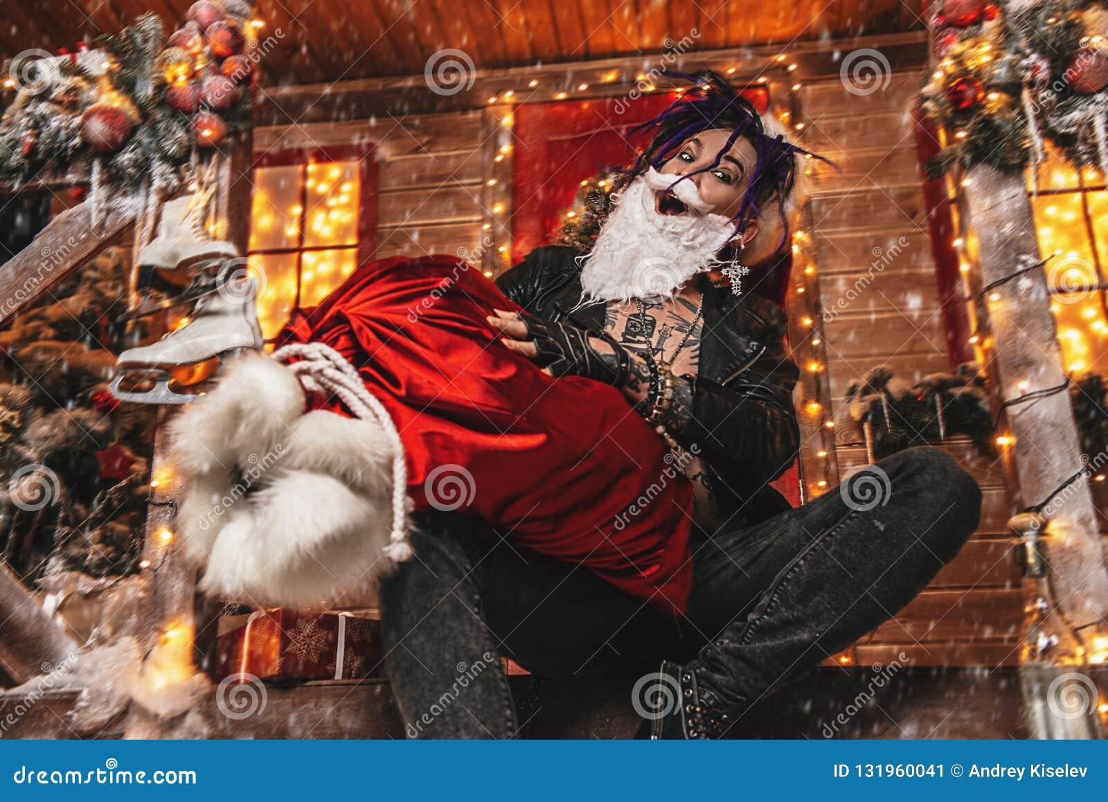 无所事事圣诞老人