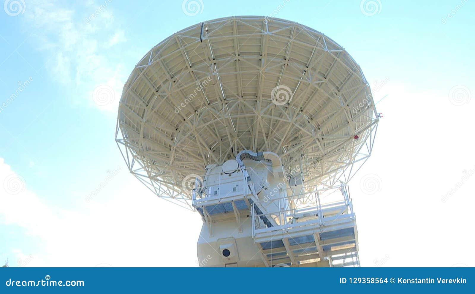 无线电望远镜听空间 股票视频