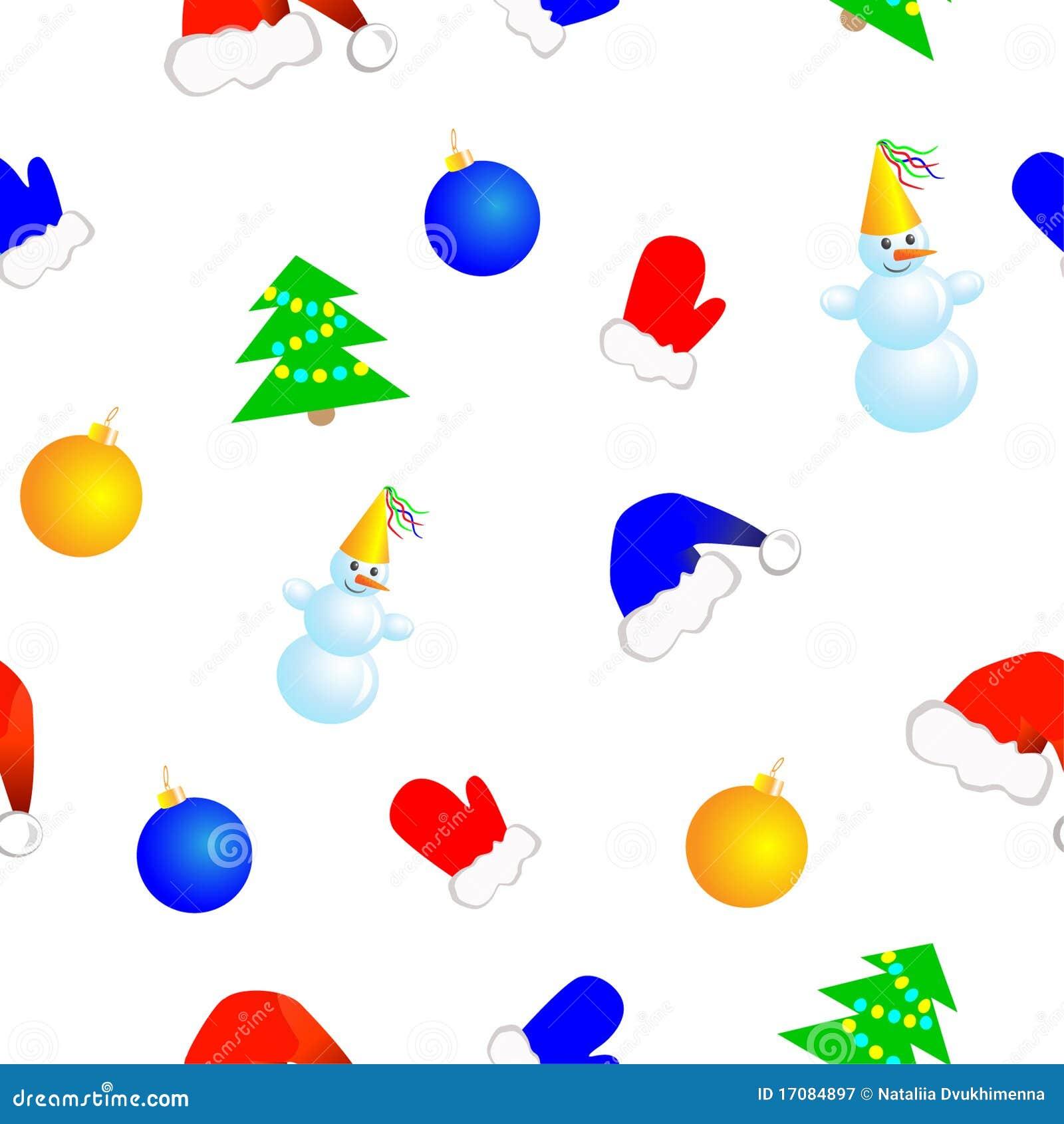 无缝的圣诞节