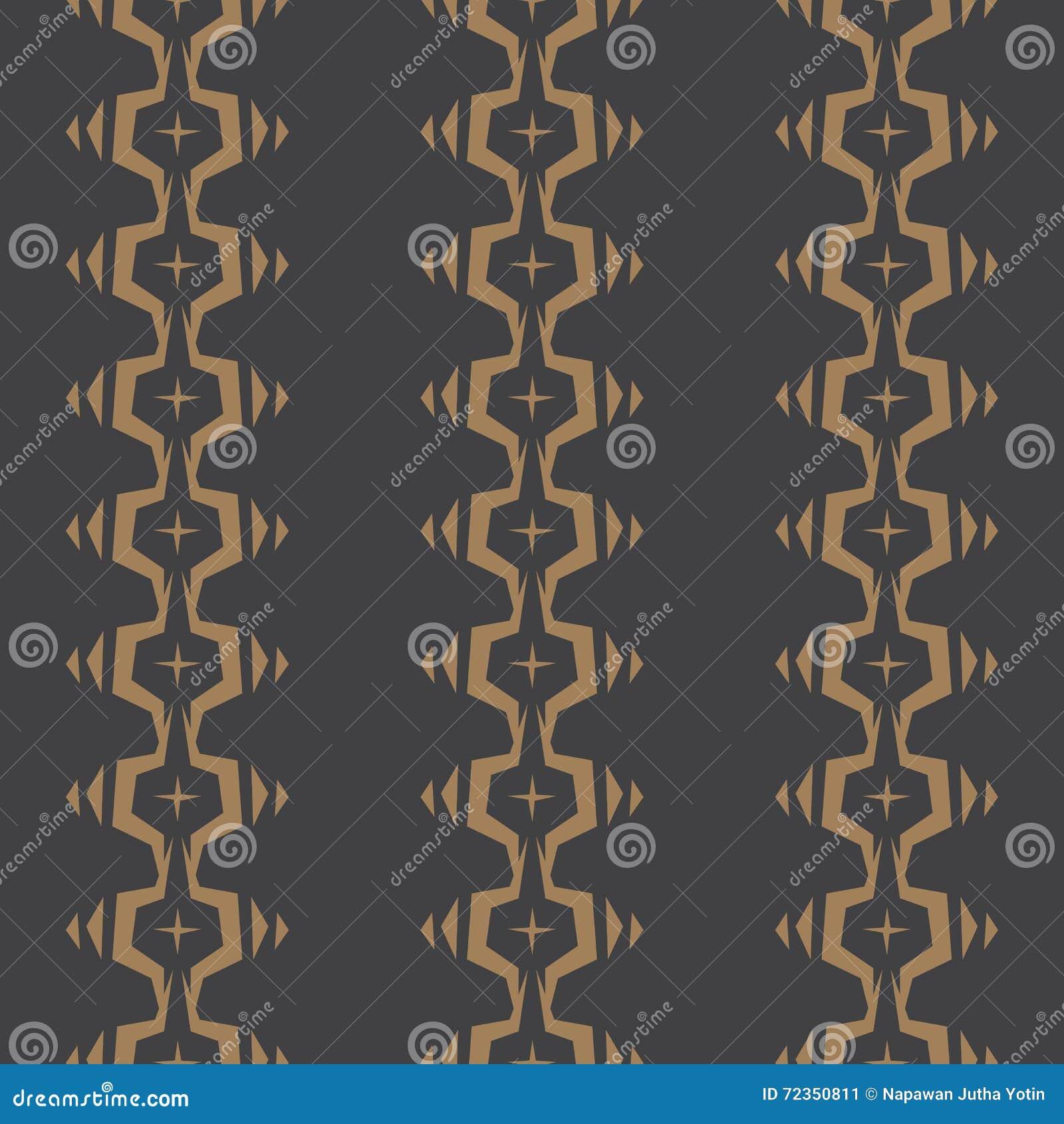 无缝的抽象传染媒介样式在单色背景中