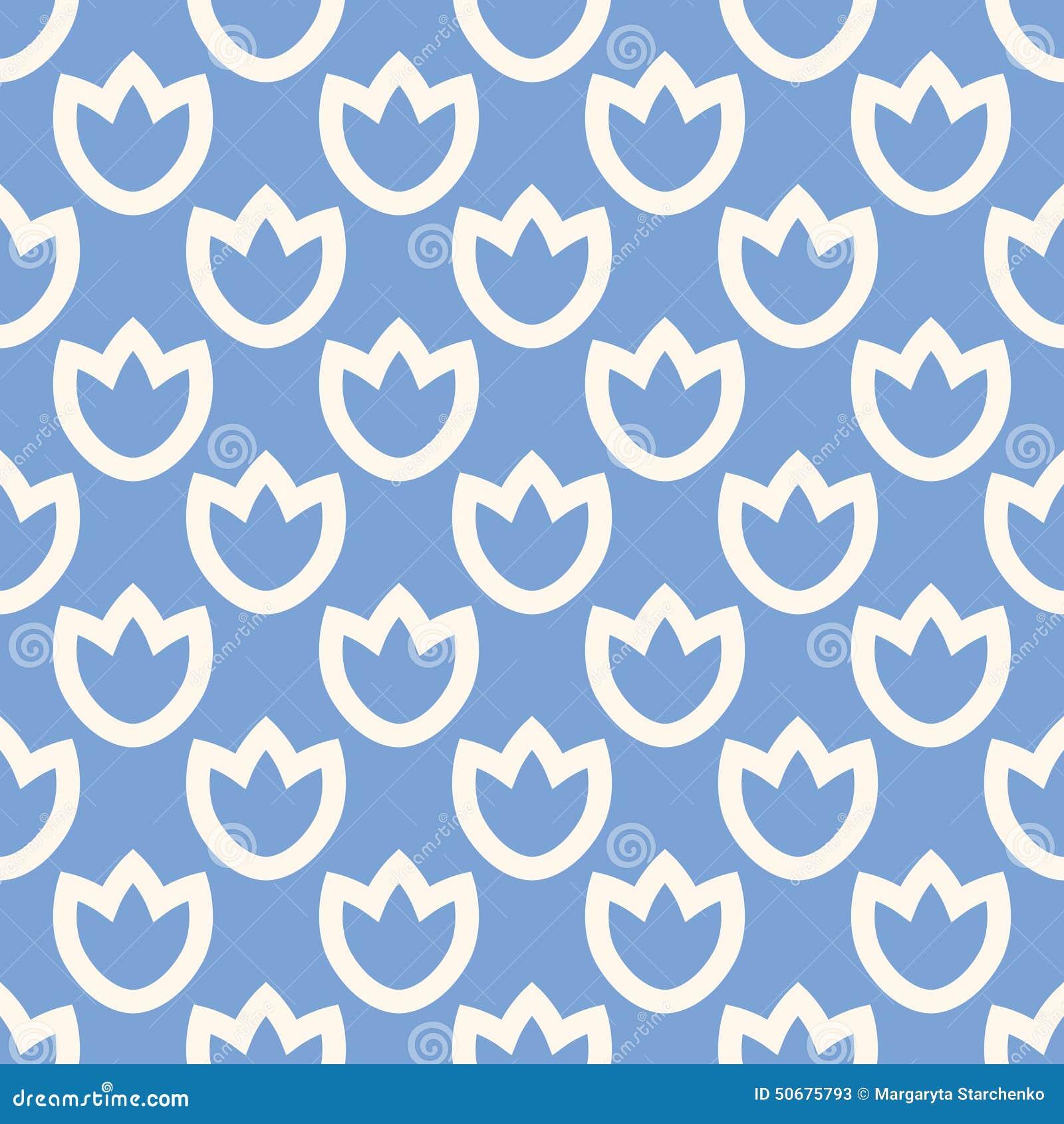 Download 无缝的模式 向量例证. 插画 包括有 蓝色, 设计, 高雅, 无缝, 织品, 装饰, 时兴, 包裹, 空白 - 50675793
