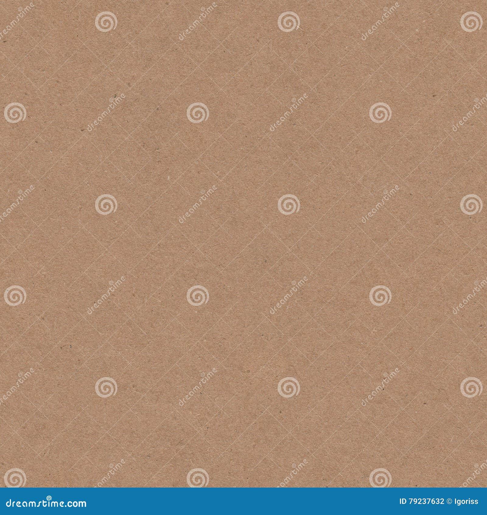 无缝的牛皮纸纹理,被回收的纸板葡萄酒样式