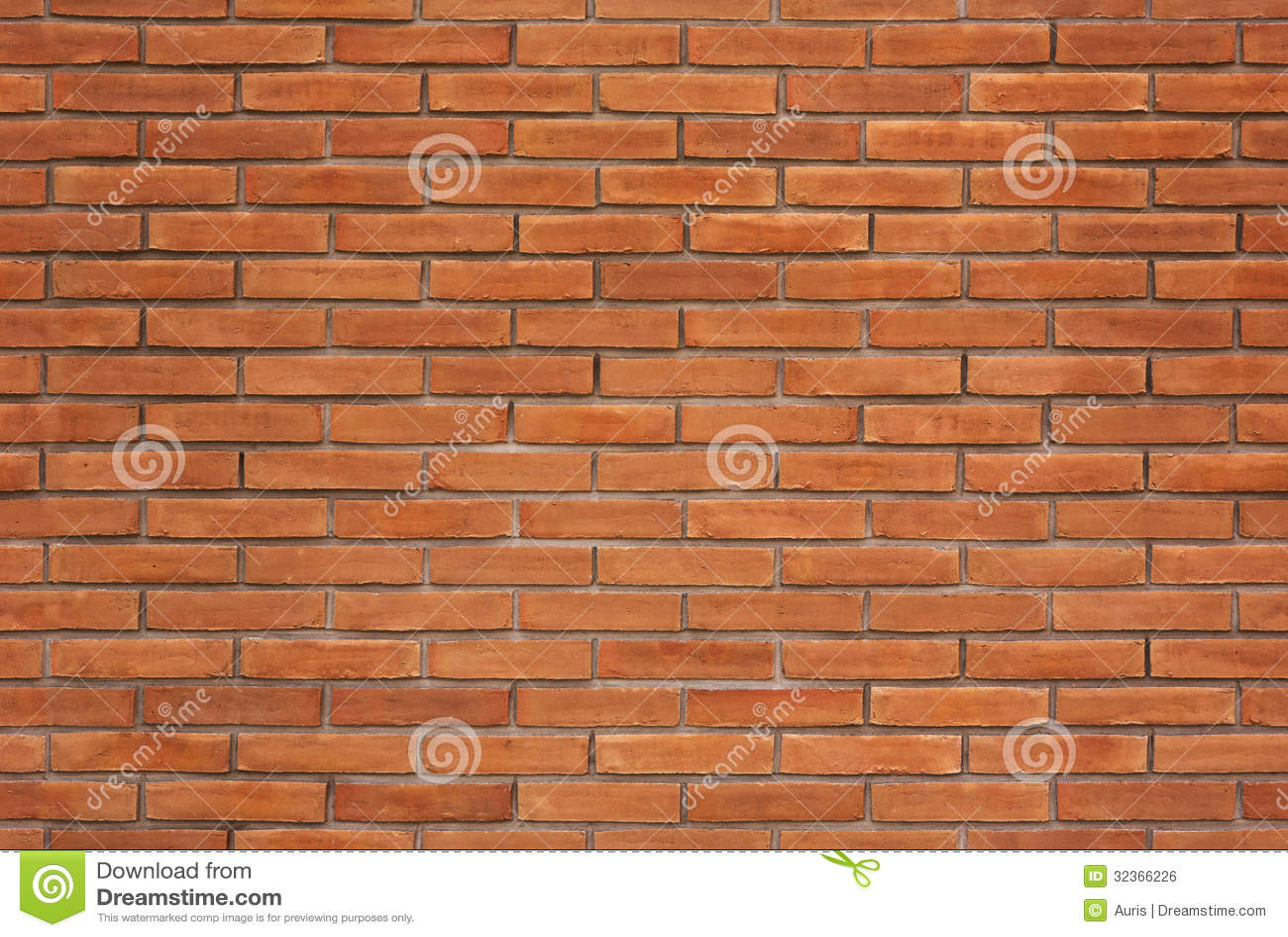无缝的砖墙纹理