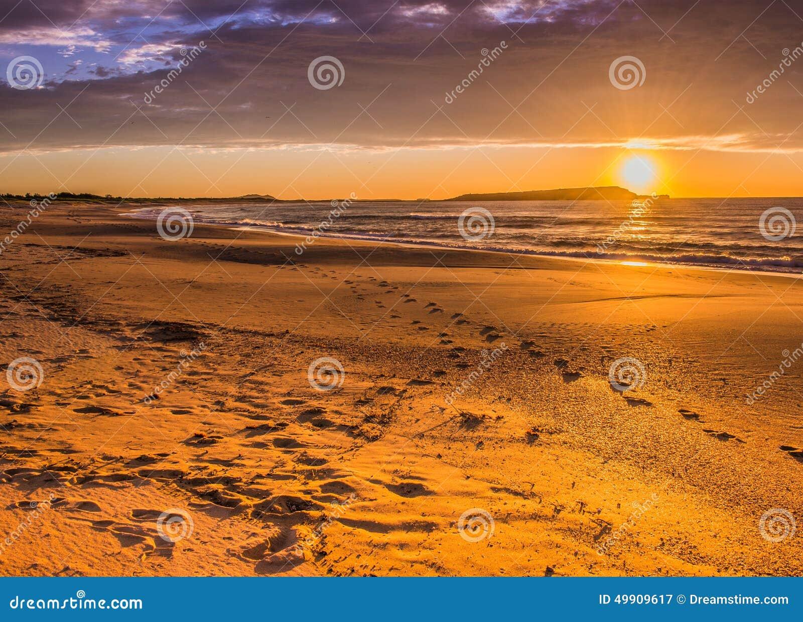日出Windang海岛