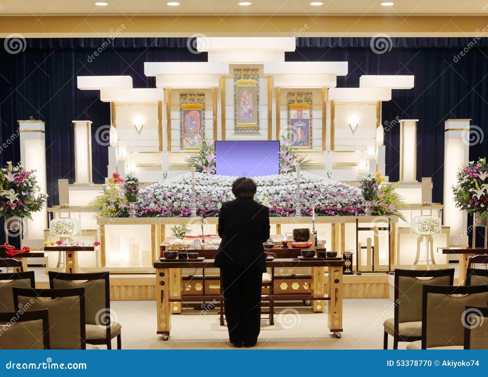 日本葬礼服务处