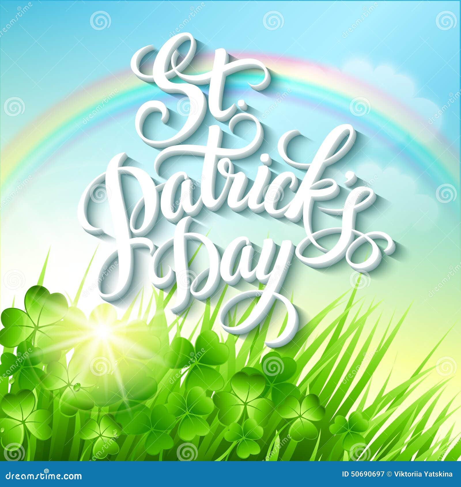 Download 日patricks海报st 也corel凹道例证向量 向量例证. 插画 包括有 帽子, 运气, 绿色, 看板卡 - 50690697