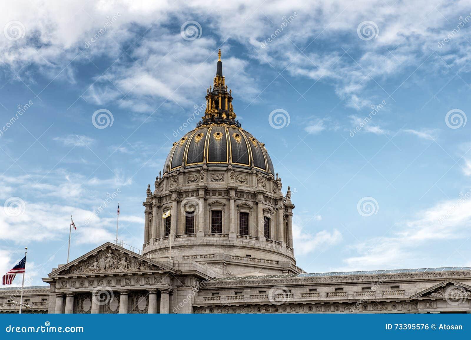 旧金山香港大会堂圆顶