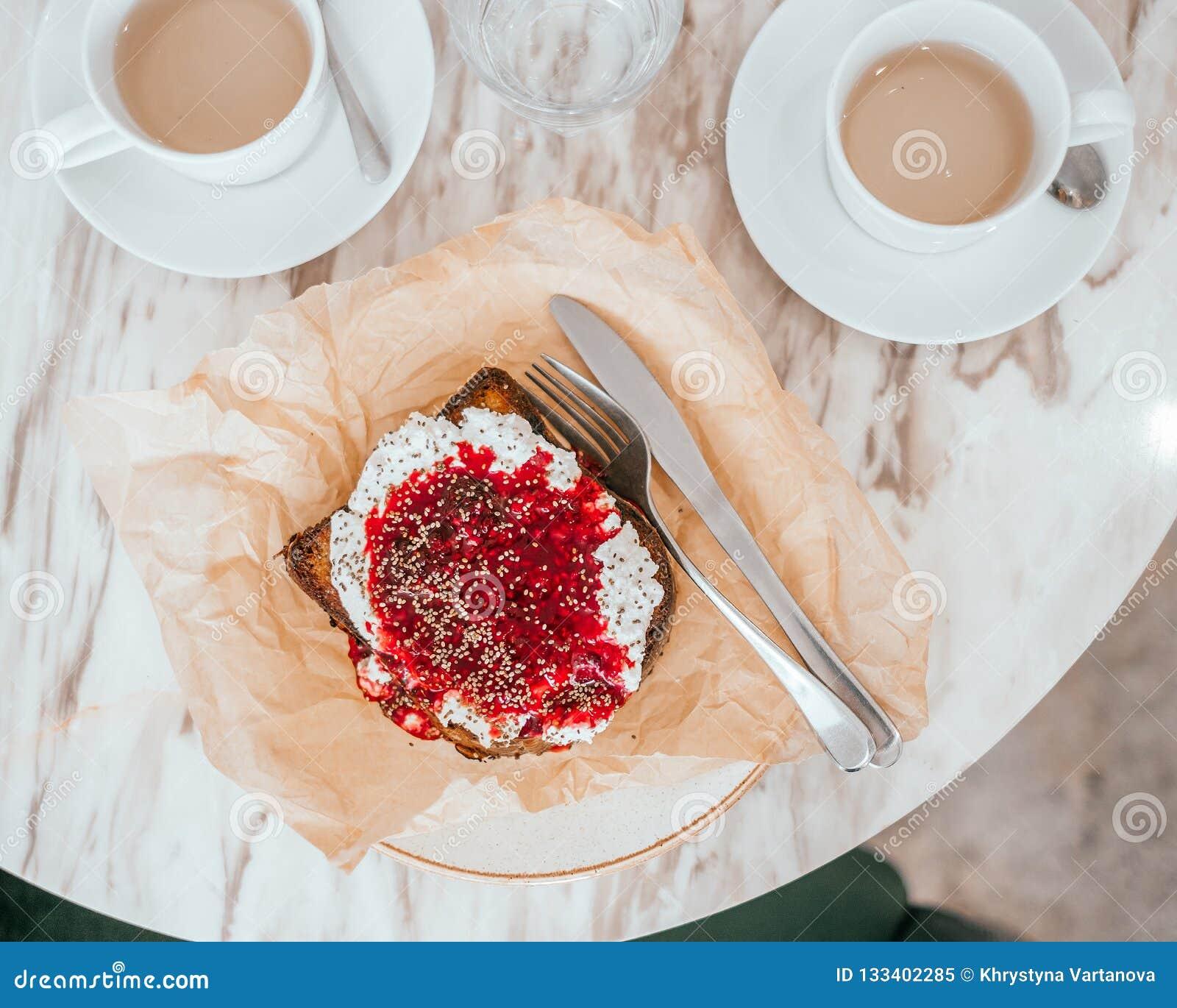 早餐用法式多士