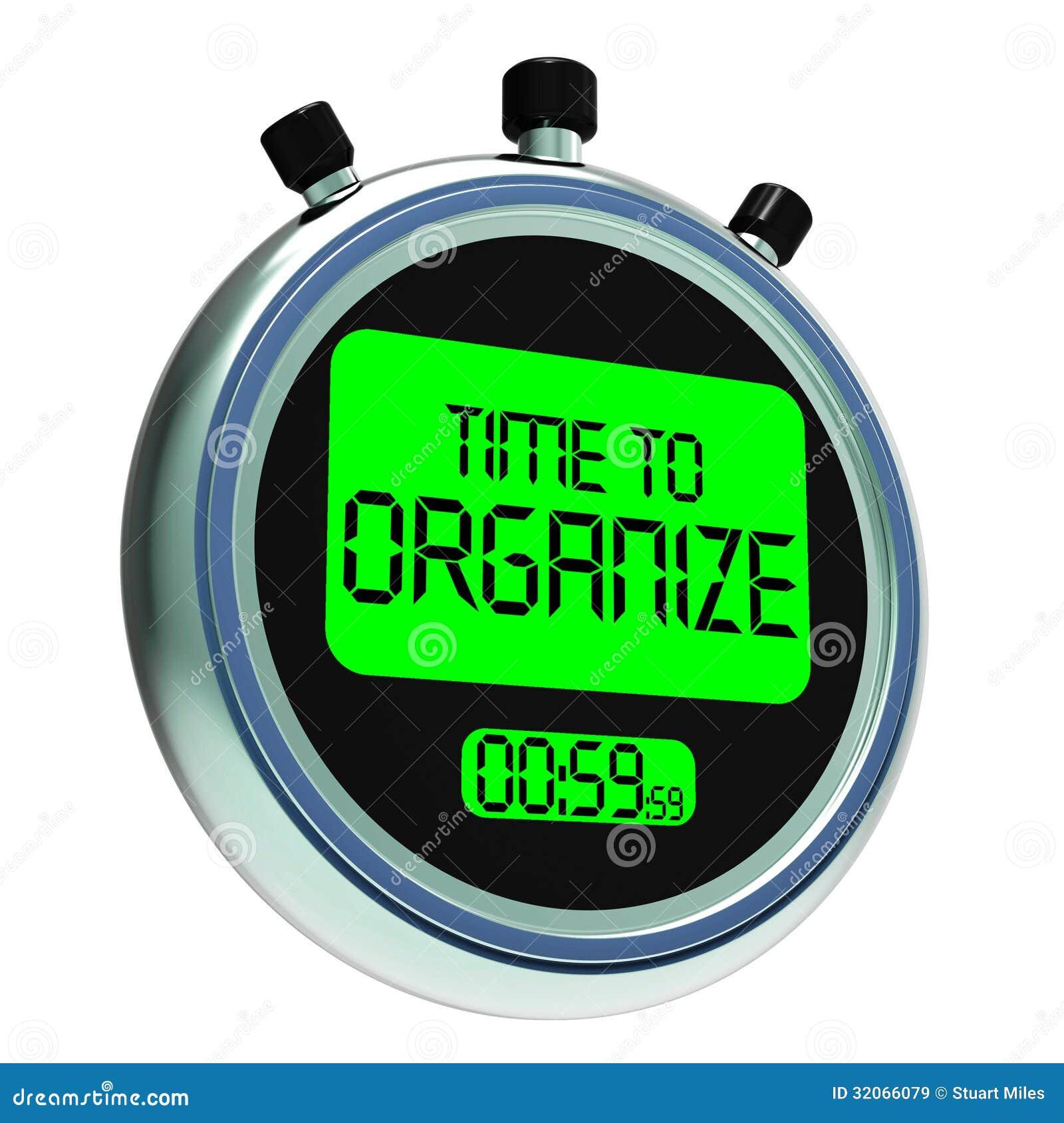 时刻组织组织消息的展示处理或