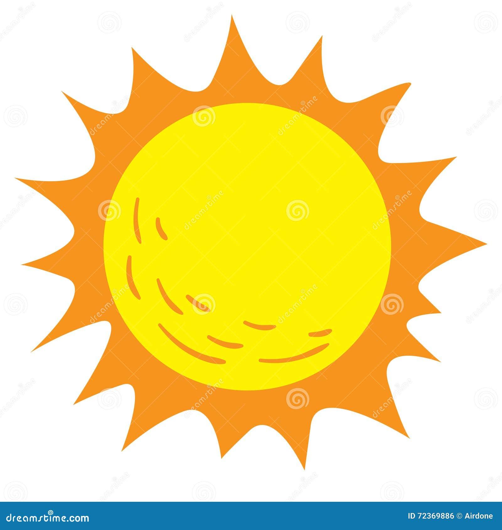 明亮的太阳动画片