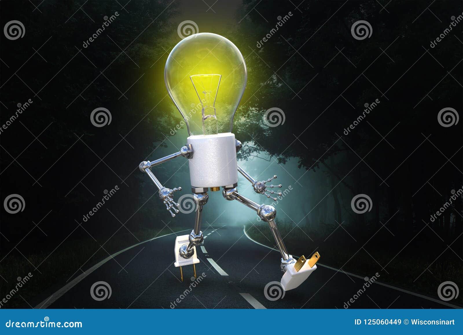 明亮的想法,创新,目标,成功,电灯泡