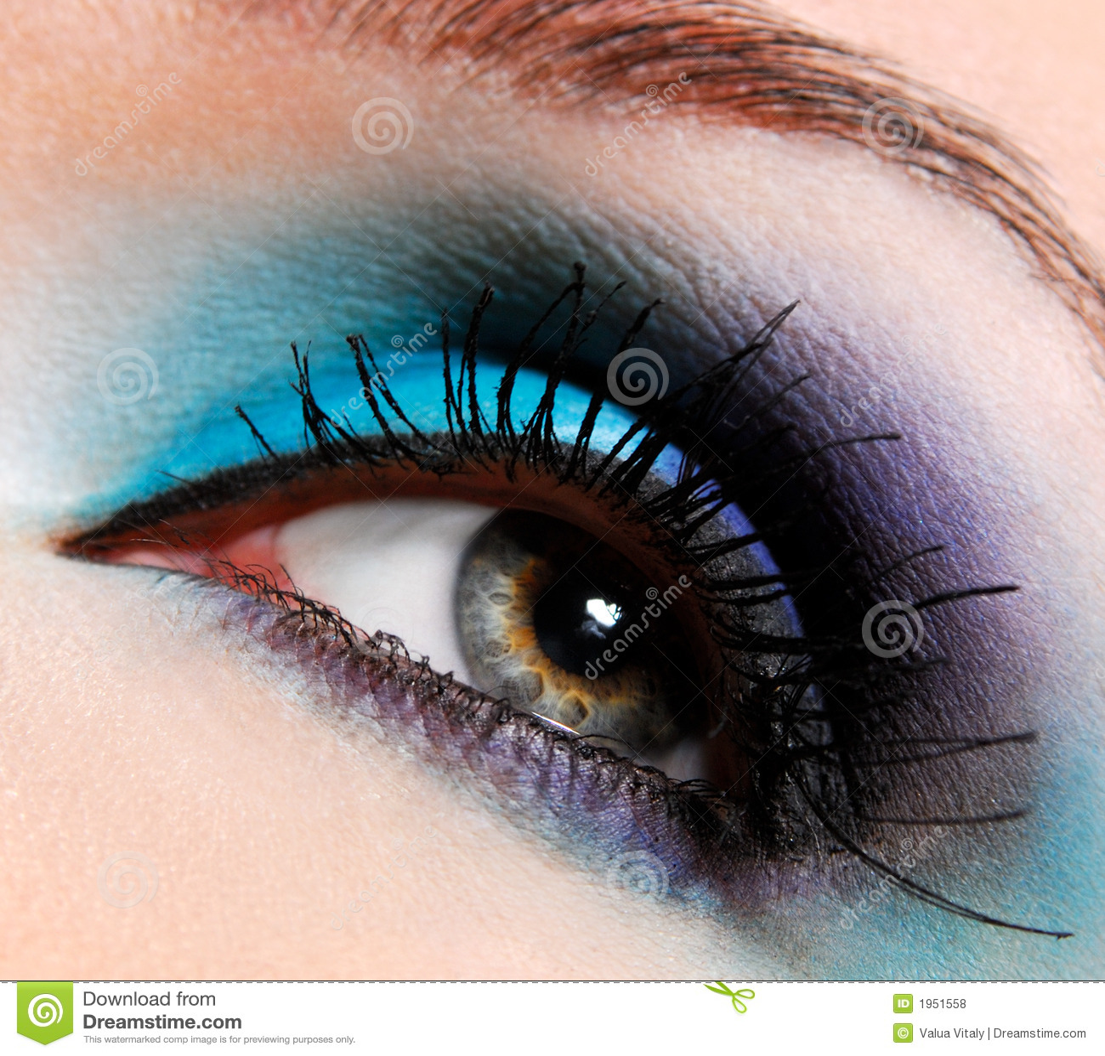 明亮的眼睛方式