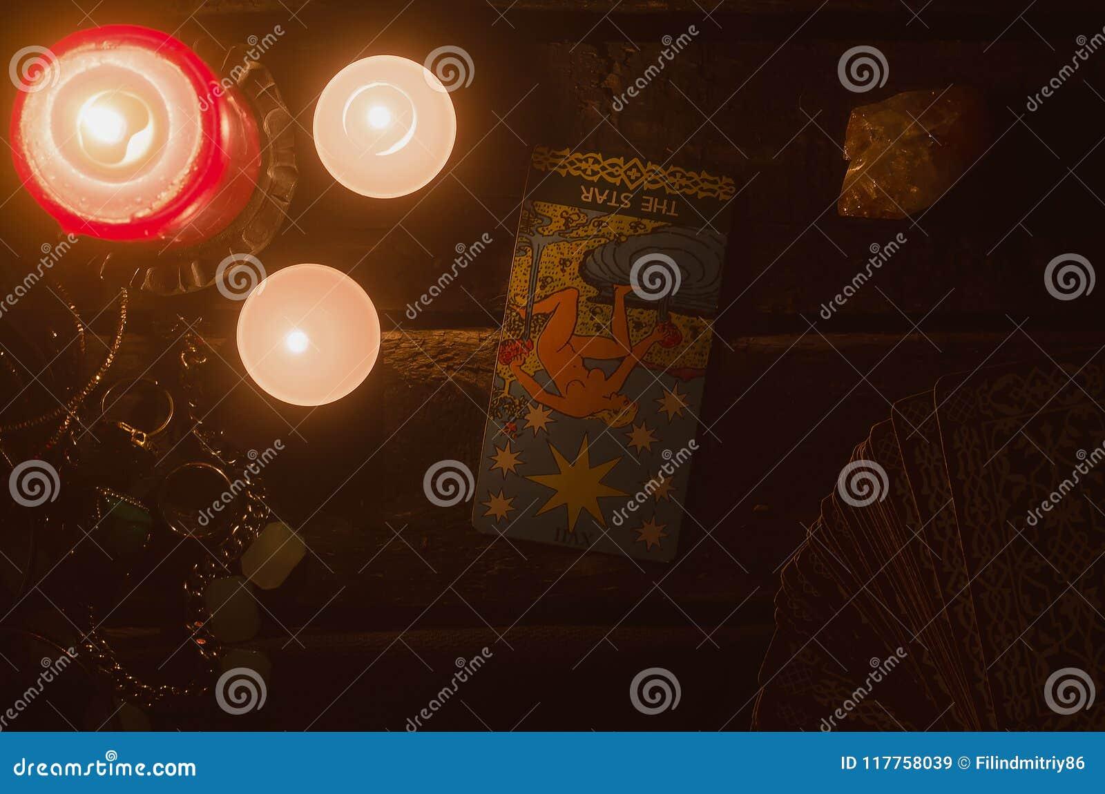 星占卜用的纸牌
