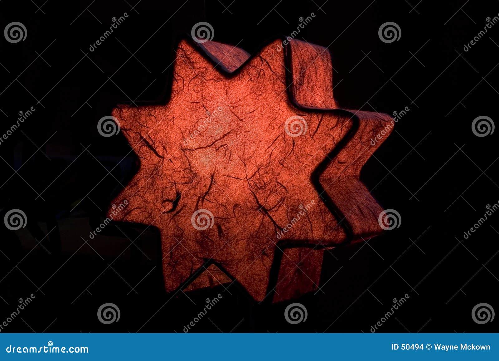 星形顶部结构树