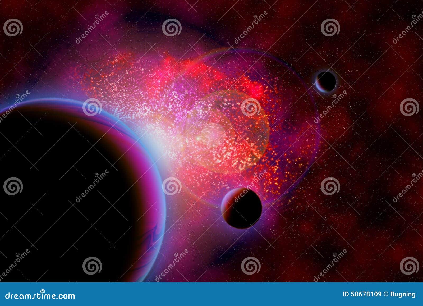 Download 星系 库存例证. 插画 包括有 背包, 遥远, 本质, 作用, 云彩, 奥秘, ,并且, 抽象, 星辰间 - 50678109
