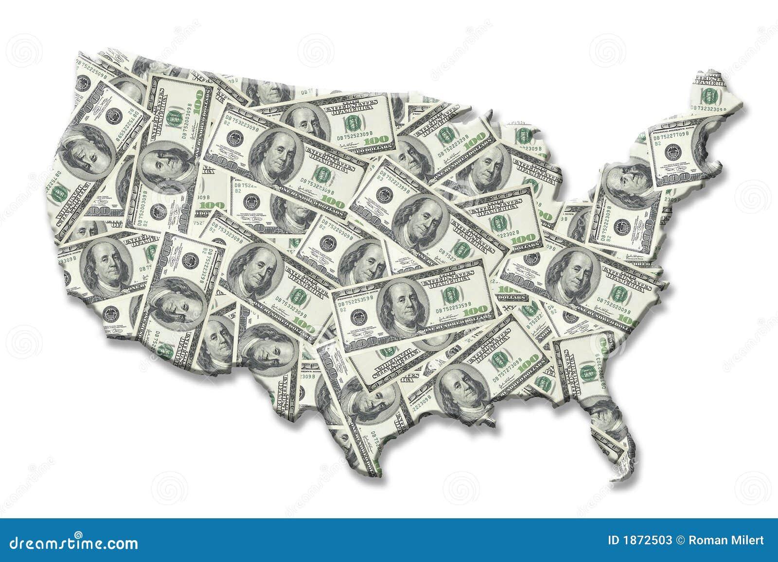 映射货币美国