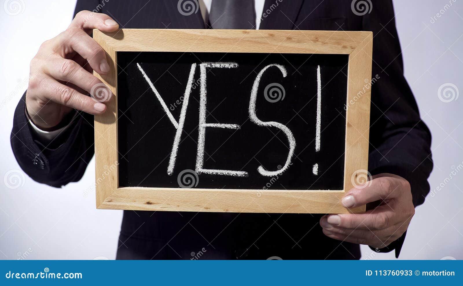 是与在黑板写的惊叹号,准备为企业概念