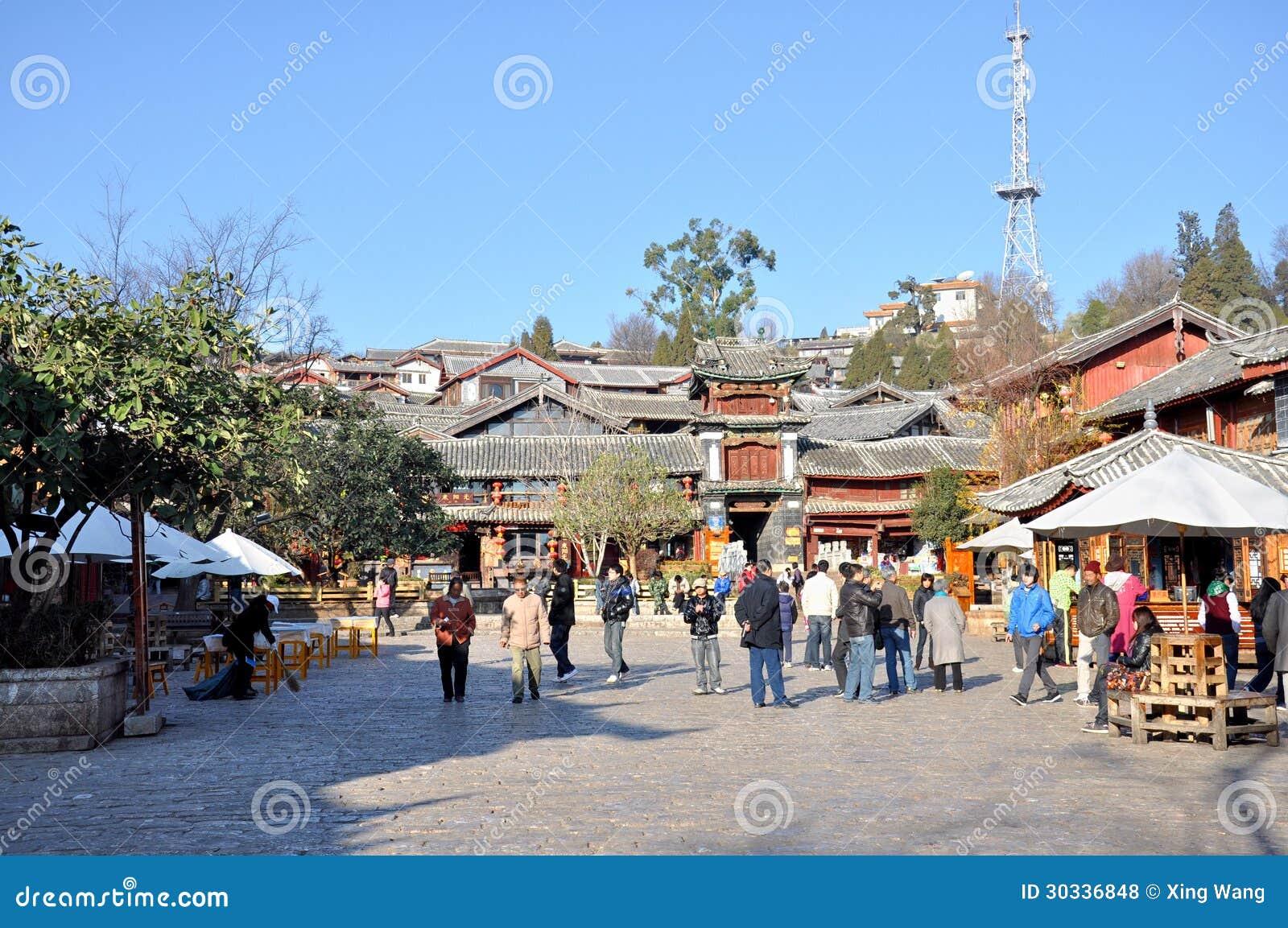 Lijiang老镇