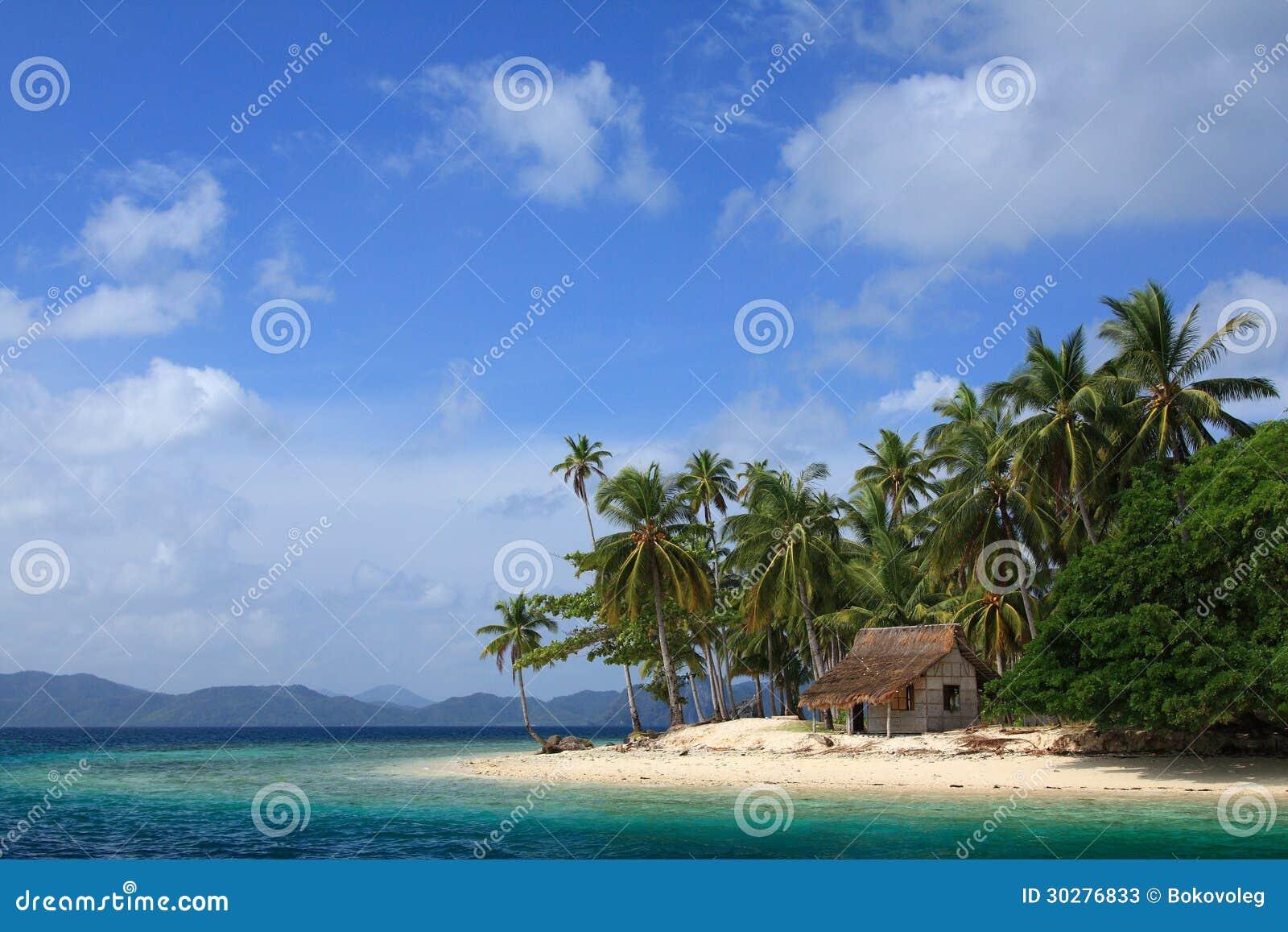 菲律宾Pinagbuyutan海岛