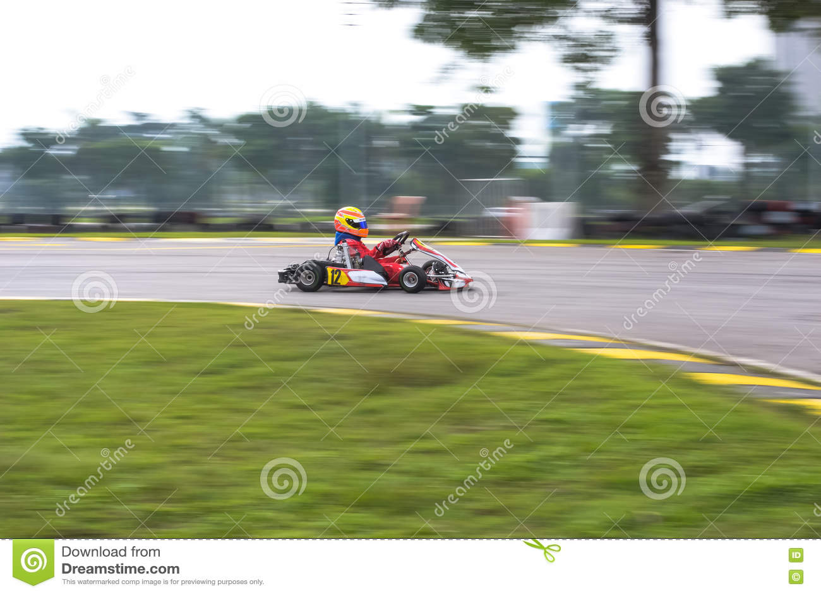 是kart赛跑的体育