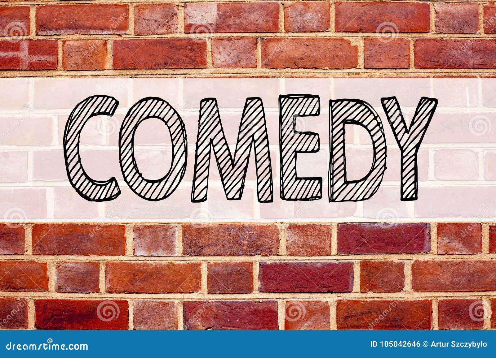 显示喜剧的概念性公告文本说明启发 企业概念为站立在老增殖比写的喜剧话筒