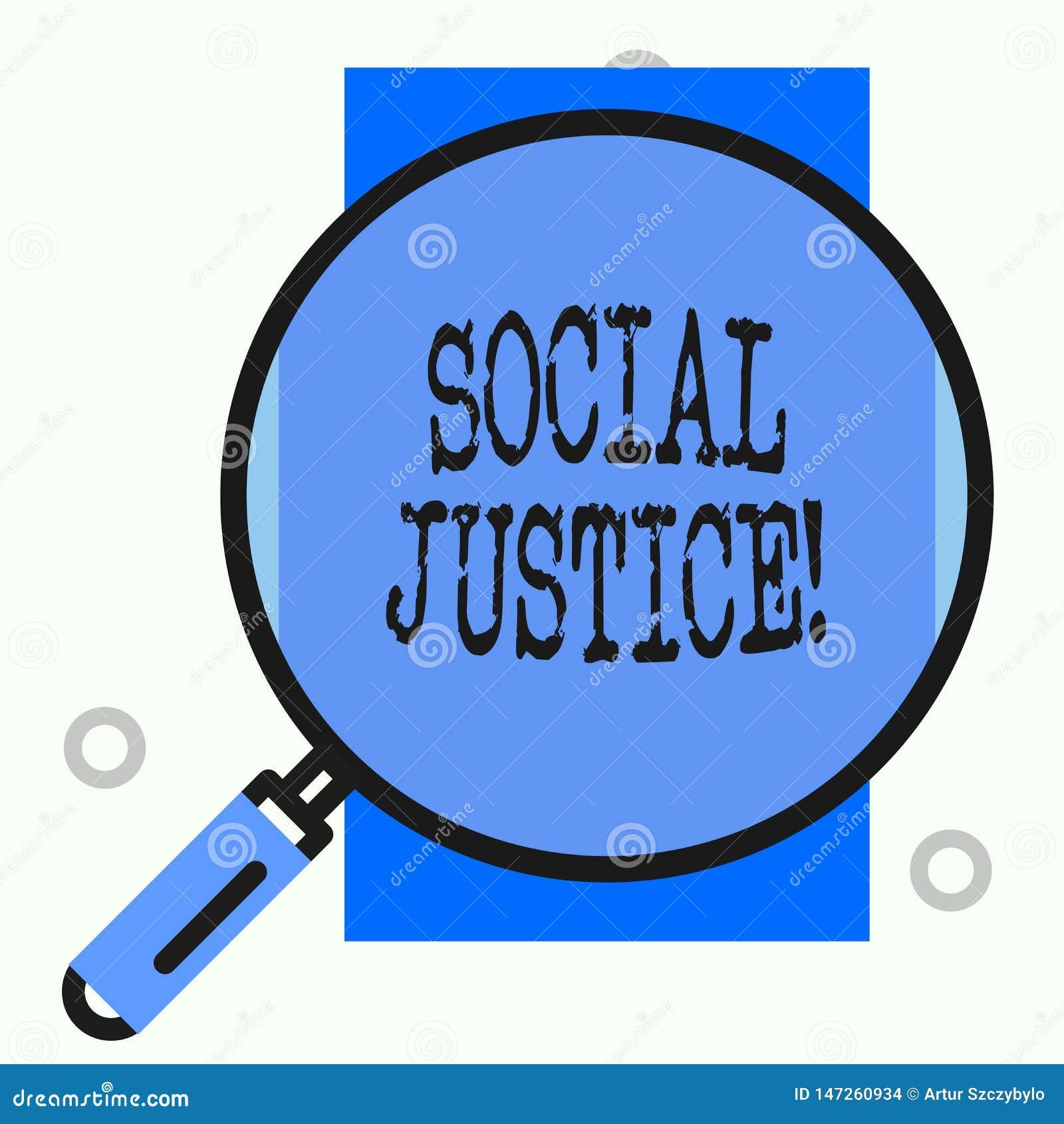 显示社会正义的文本标志 概念性对财富和特权的照片等长接入在社会内
