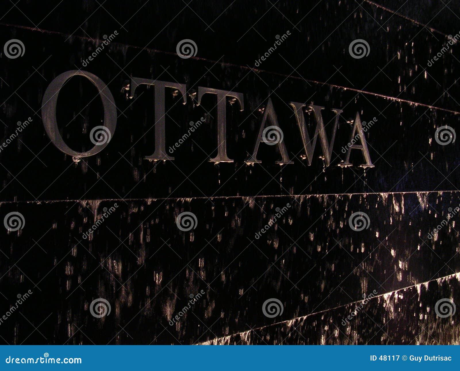 晚上渥太华