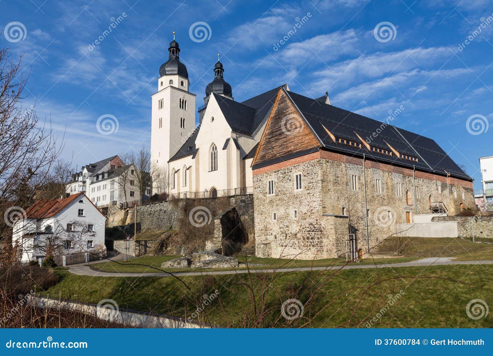 普劳恩St Johannis教会