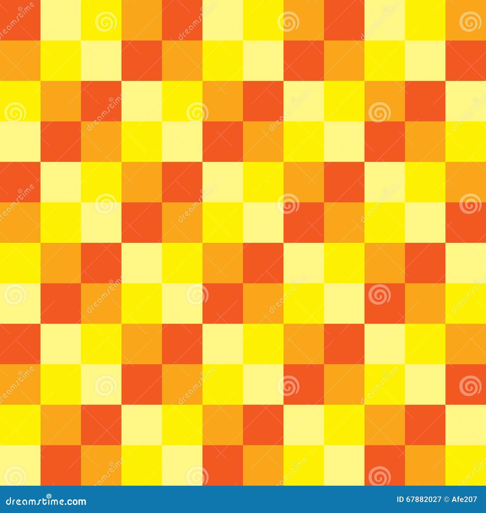 普遍的夏天颜色口气验查员棋正方形摘要纹理