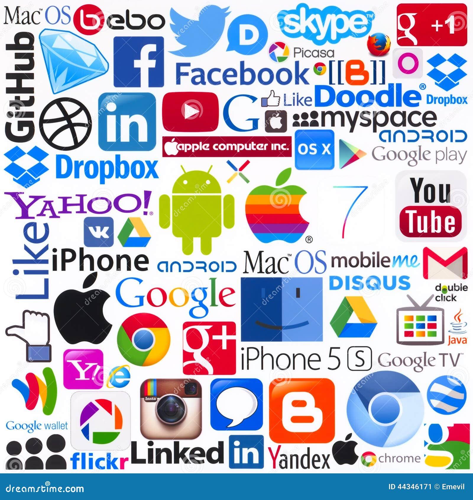普遍的计算的品牌略写法 编辑类照片. 图片 包括有 万维网, 任命的, 信使, 网络, 计算机, 连接数 ...
