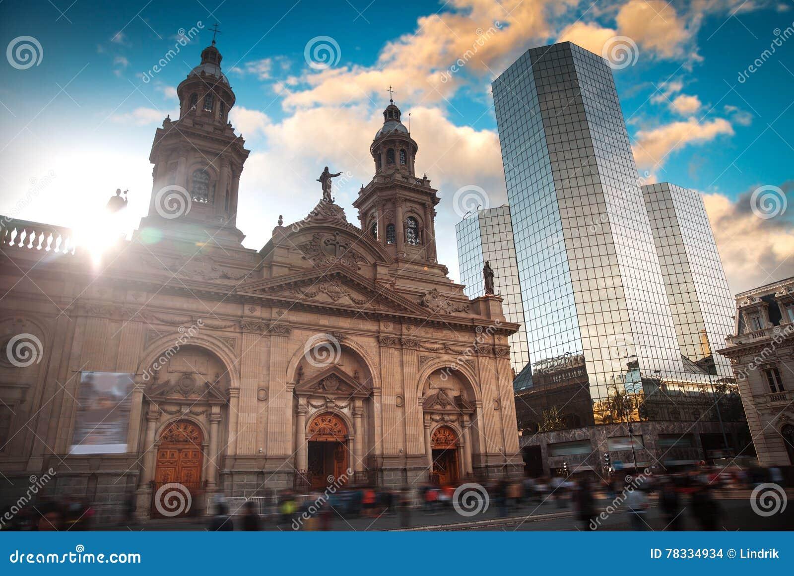 智利圣地亚哥