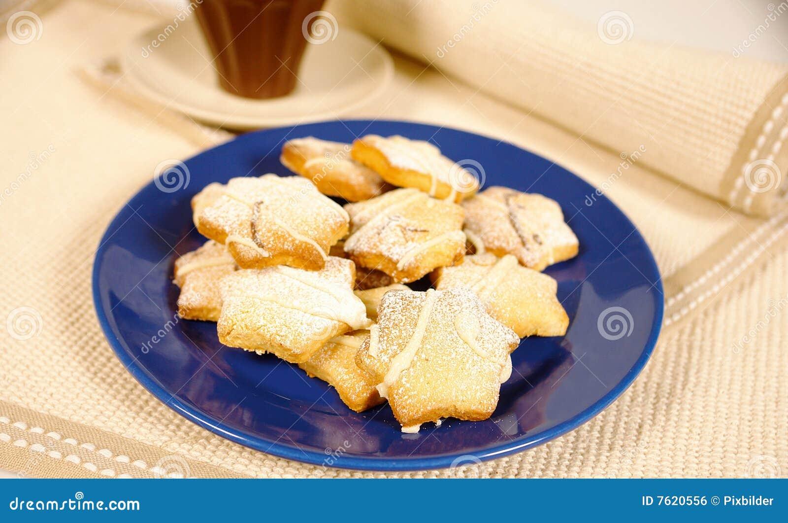 曲奇饼星形