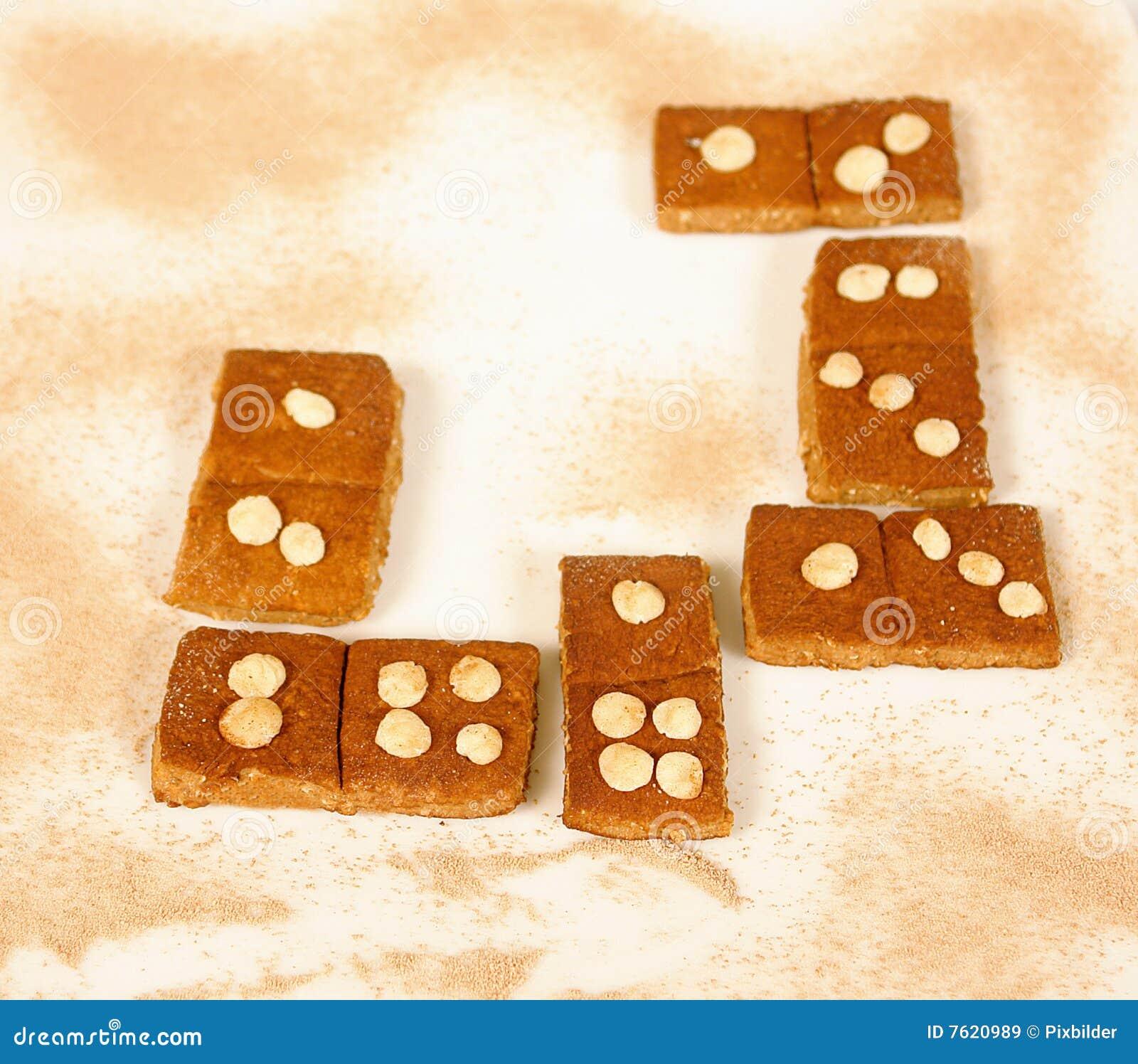 曲奇饼Domino