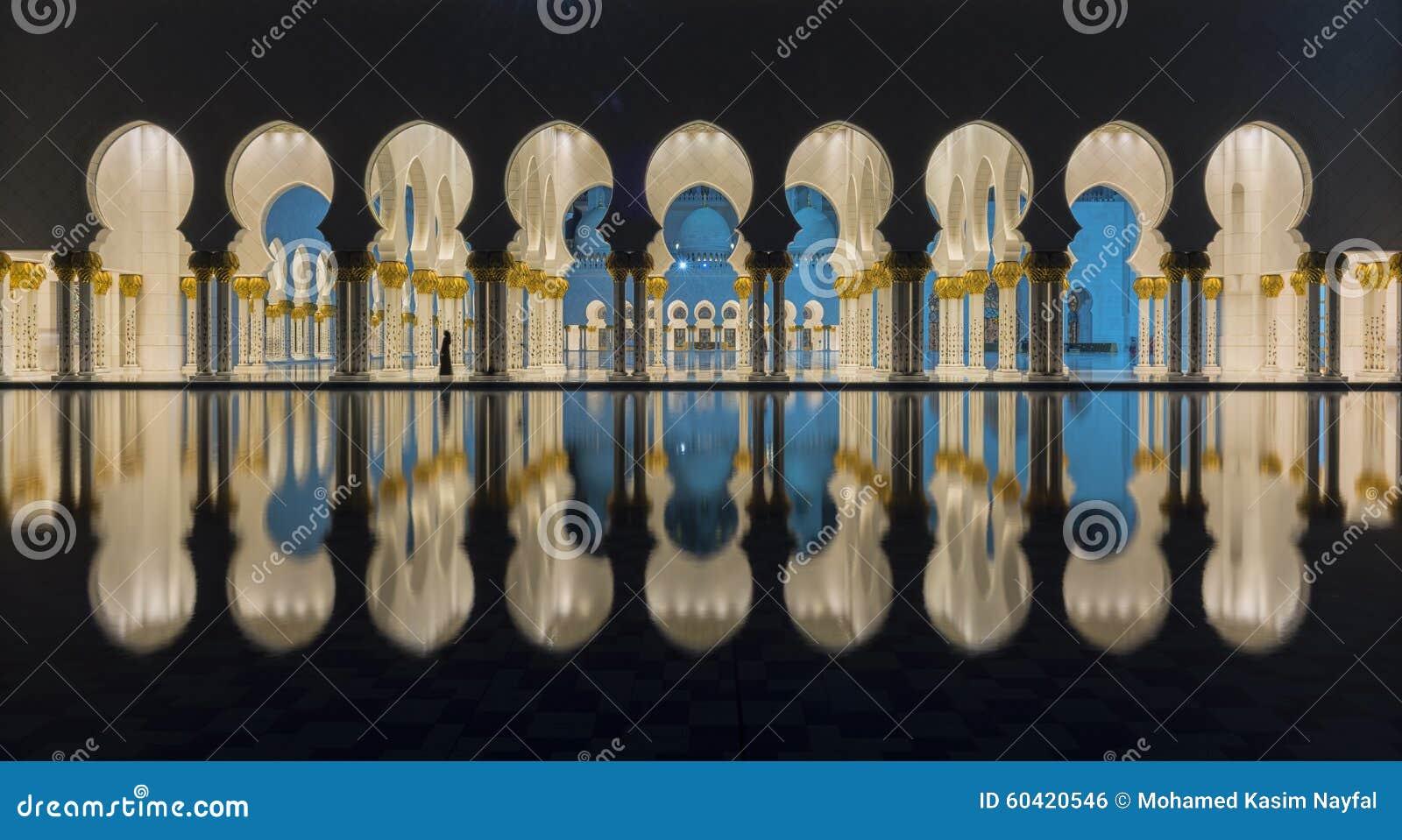 曲拱在清真寺