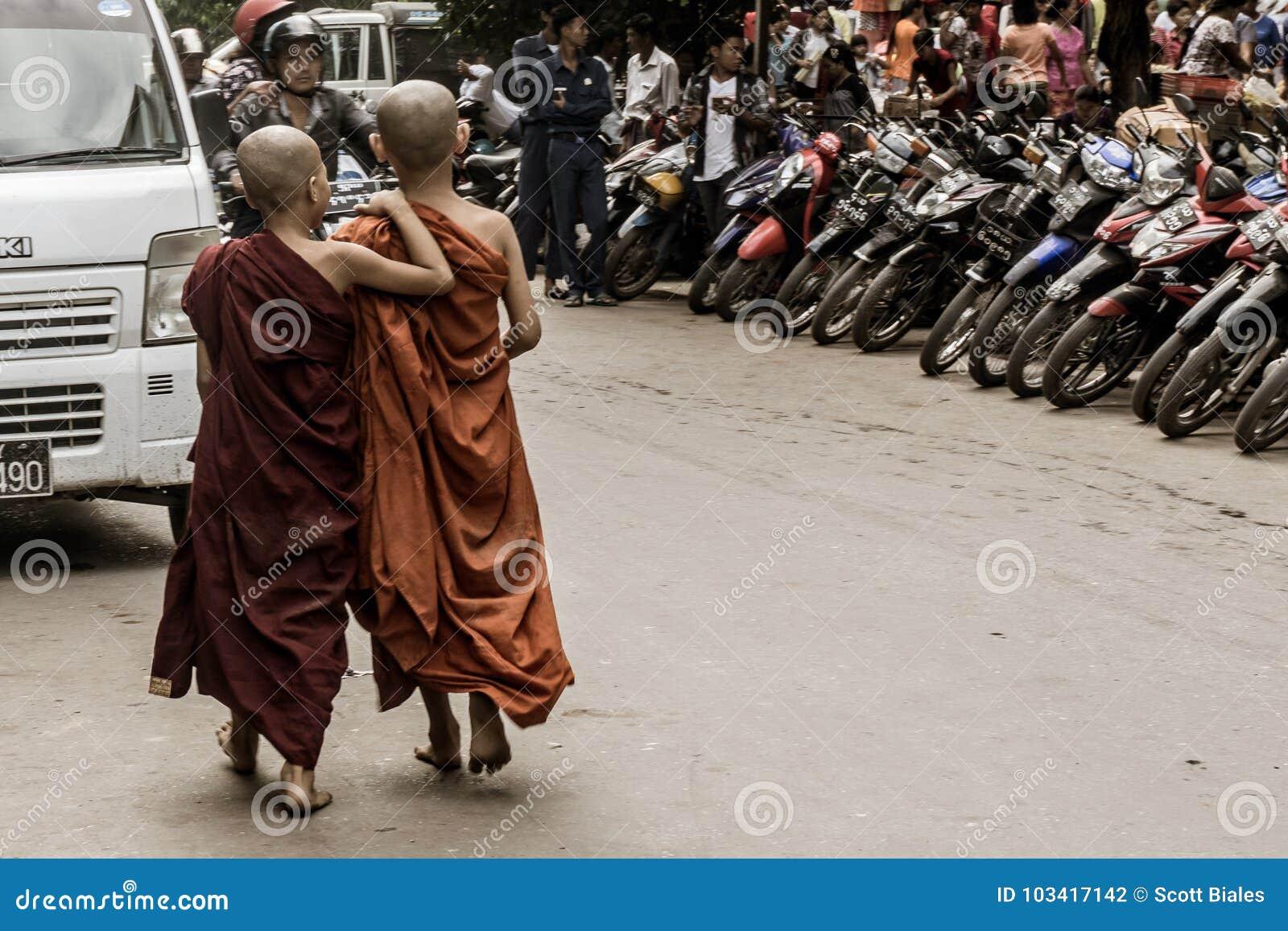 曼德勒,缅甸