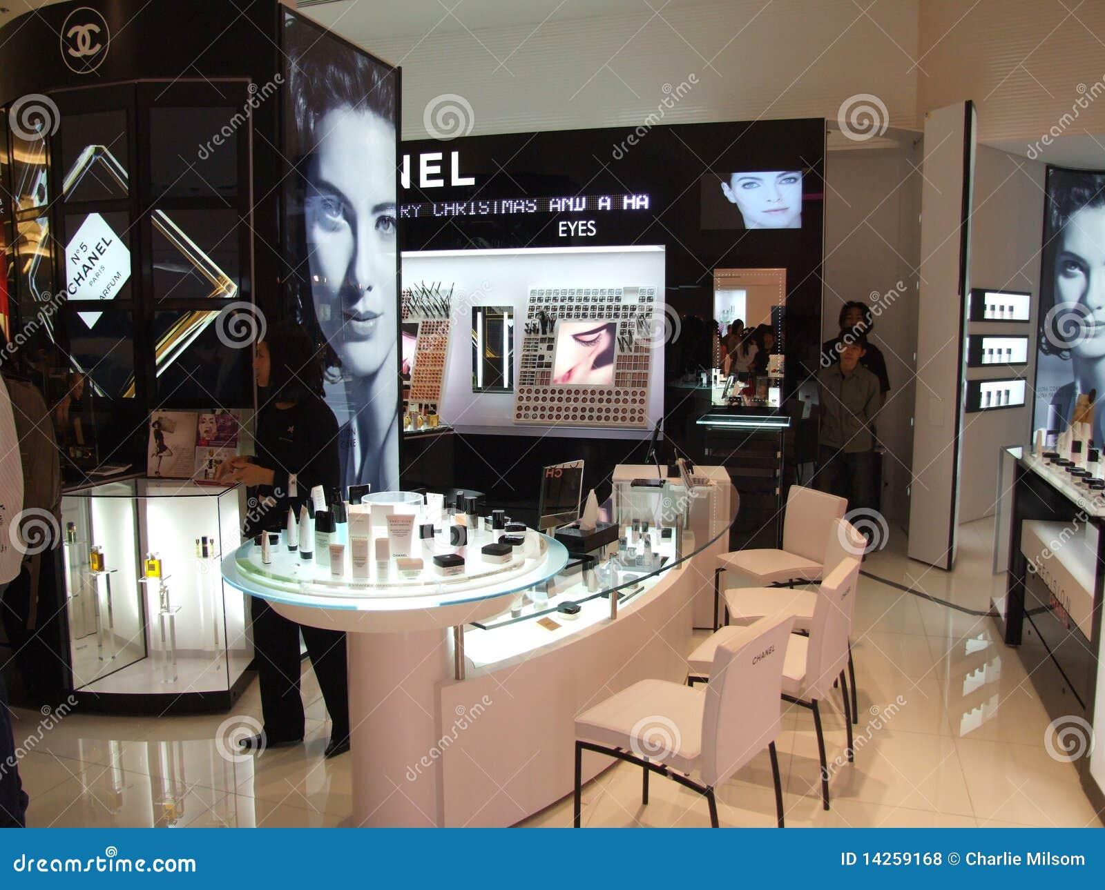 曼谷化妆用品模范销售额泰国