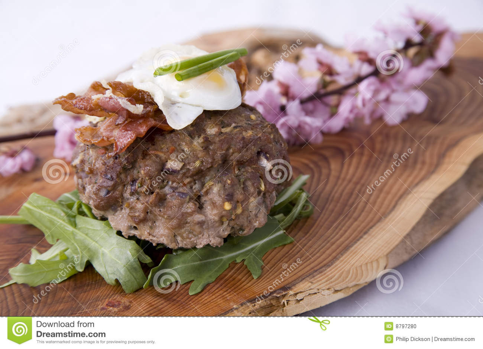 最佳的汉堡