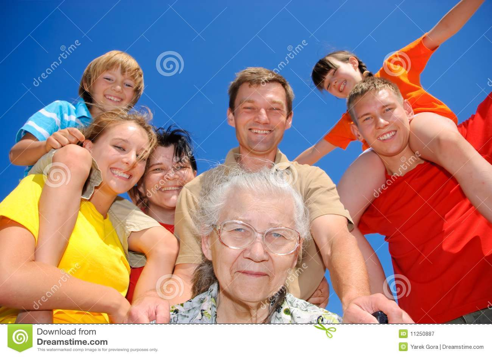 最佳的祖母