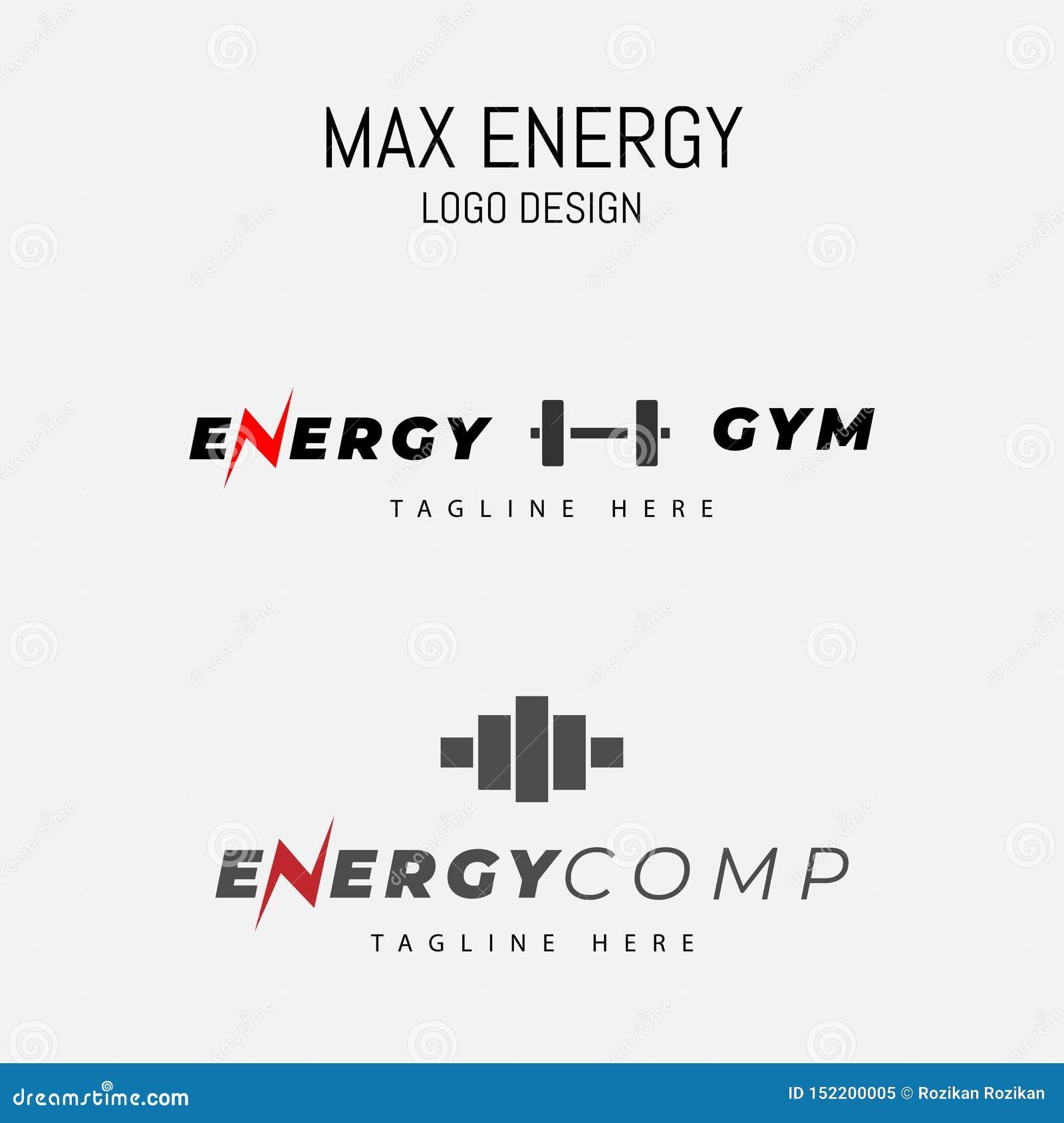 最大的能量商标设计滔滔不绝地说偶象
