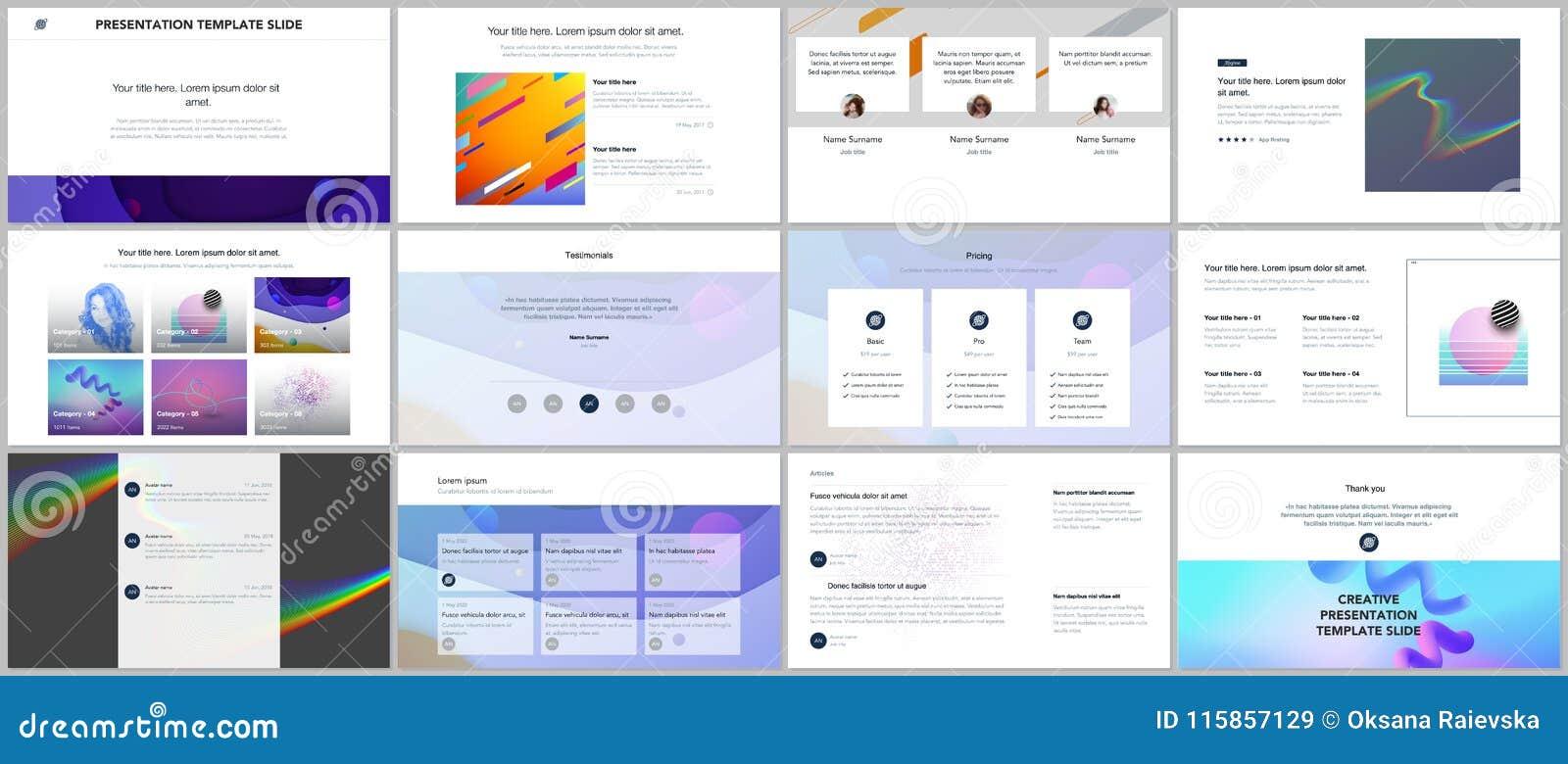 最小的介绍,股份单模板 在白色背景的简单的元素 小册子盖子传染媒介设计