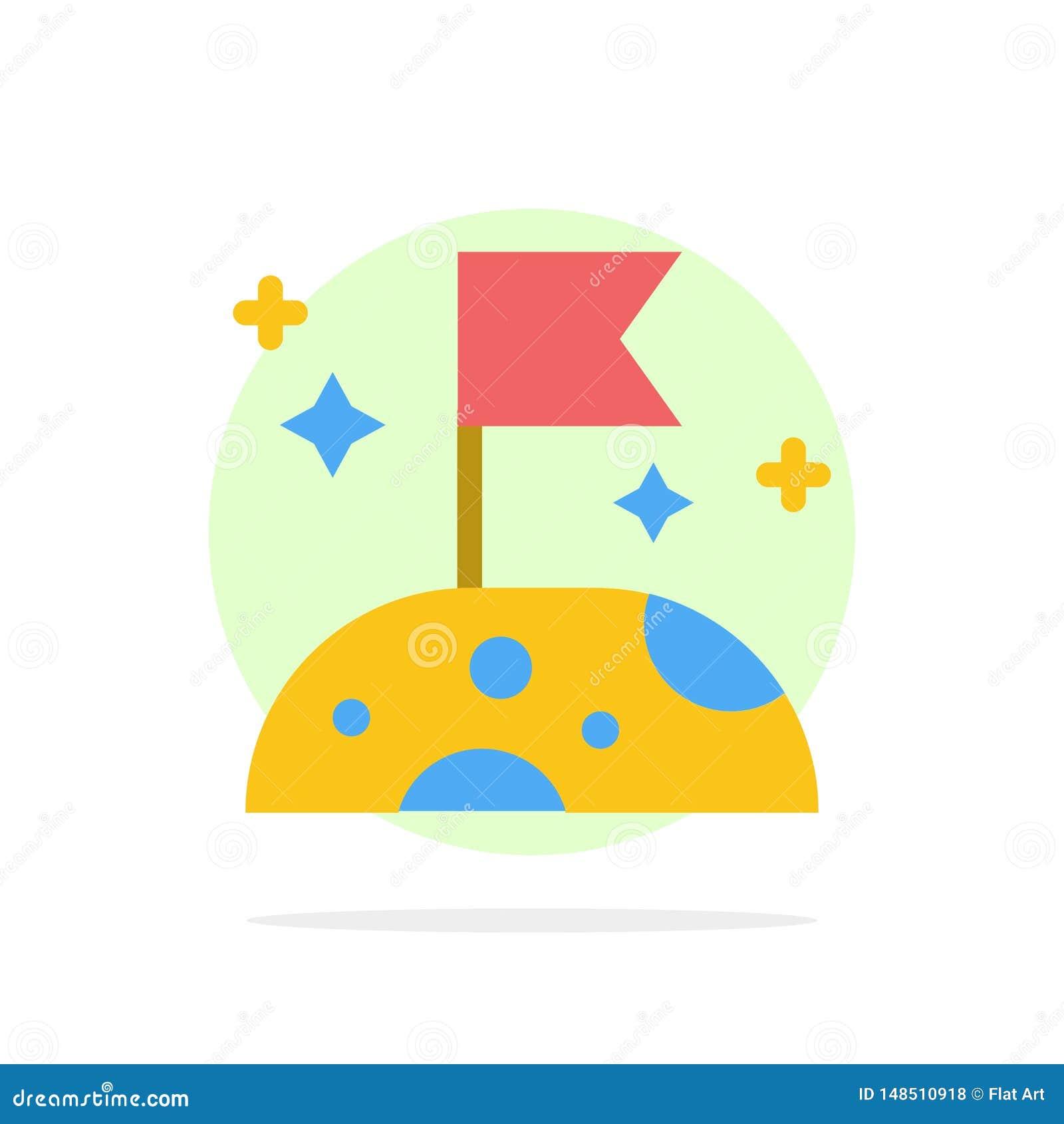 月亮,慢,空间摘要圈子背景舱内甲板颜色象