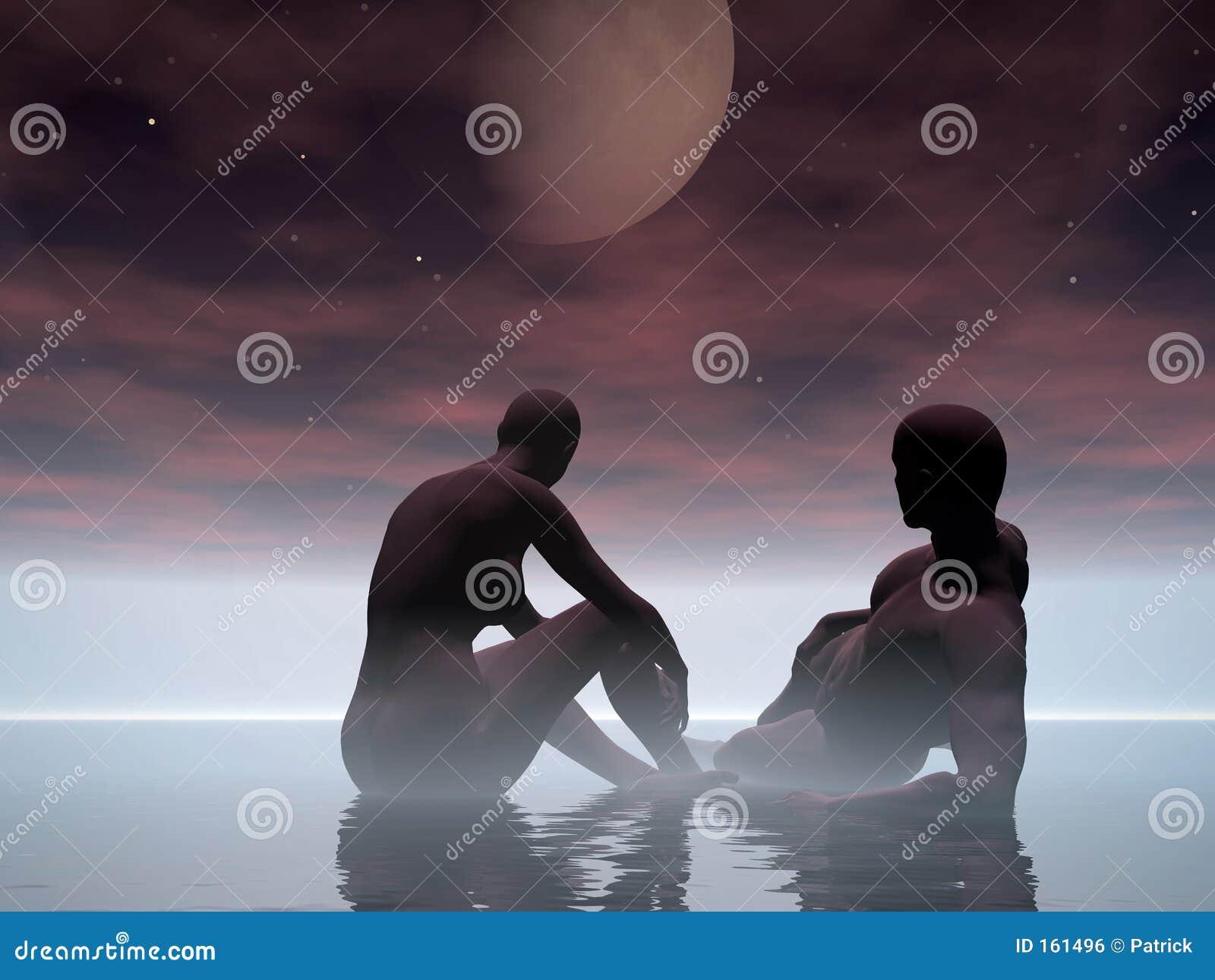 月出moonset