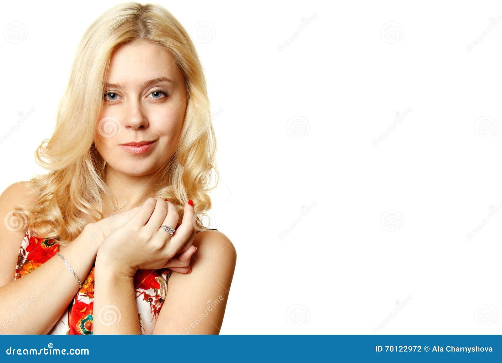 有吸引力的妇女年轻人