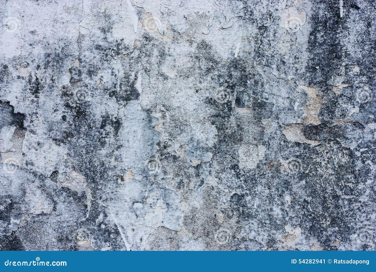 有土的织地不很细墙壁
